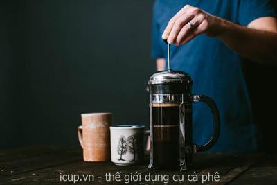 Bình pha cà phê French Press sẽ luôn là một dụng cụ pha yêu thích trong nhiều thế kỷ