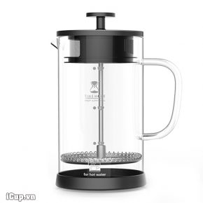 Bình pha cafe French Press 600ml hãng Time More