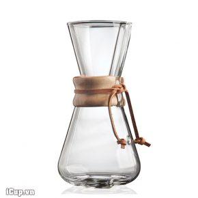 Bình Chemex 3 cup cổ điển