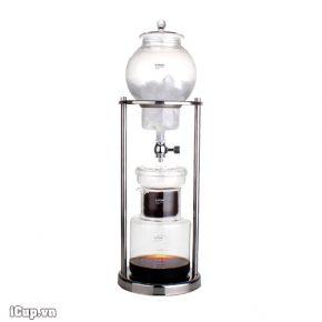 Bộ pha cà phê bằng nước lạnh Gater 600ml khung thép