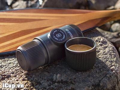 Cà phê Espresso hoàn hảo từ Wacaco NanoPresso