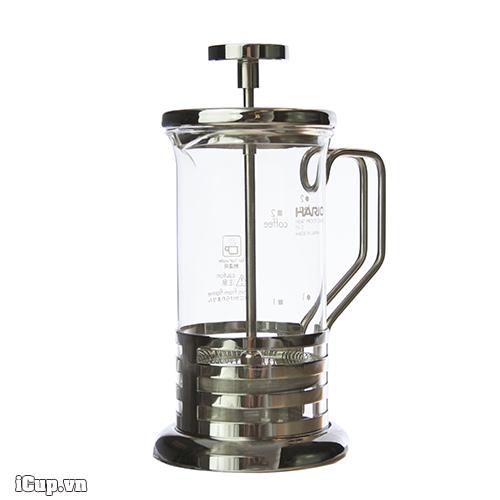 Bình pha trà và cà phê French Press 300ml Hario THJ-2SV