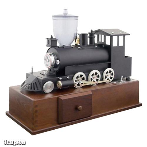 Máy xay cà phê đàu tàu hỏa Kalita bản giới hạn kỷ niệm 60 năm thành lập