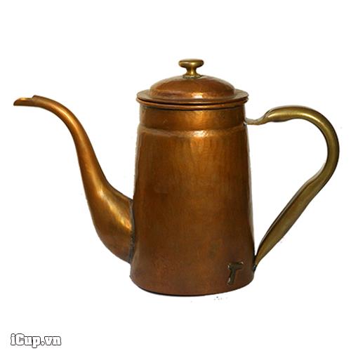Ấm rót cổ ngựa pha trà cà phê Hammer S800 Hàn Quốc 800ml