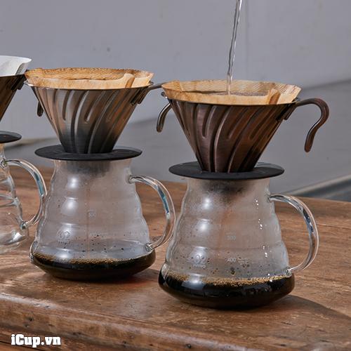Hario Metal V60 2 Cup Copper