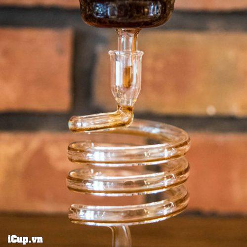 Bộ lò xo - linh hồn của yama Glass cold drip