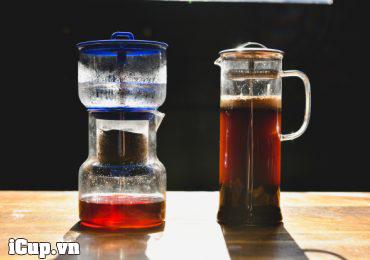 Cà phê lạnh Cold Brew hay Cold Drip