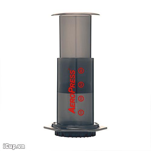 Dụng cụ pha cà phê AeroPress hàng Mỹ thế hệ 5