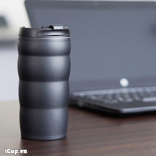 Hario V60 Travel Mug - Black 350ml