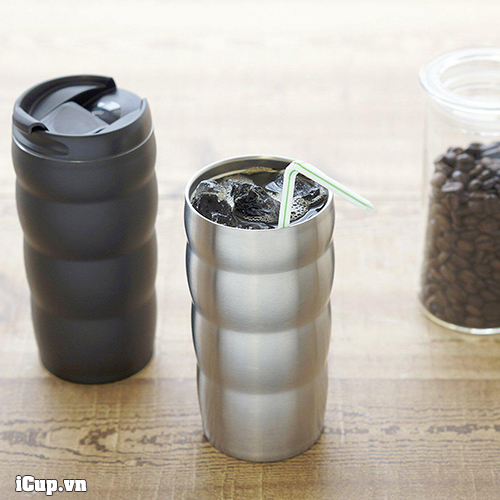 Hario V60 Travel Mug - Metal vs Black