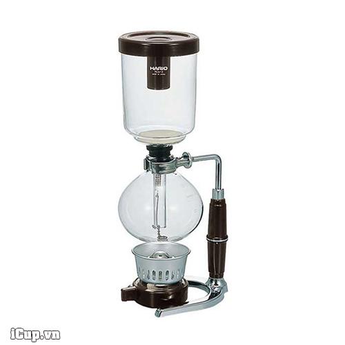 Bình pha cà phê Syphon Hario 3 cup TCA-3