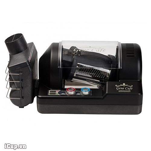 Gene Cafe CBR-101 coffee bean roaster - black