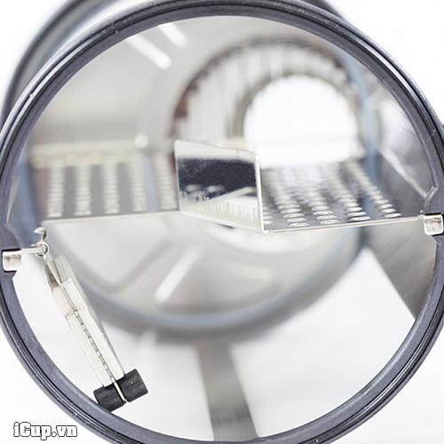 Hệ thống đảo cà phê 3D của gene