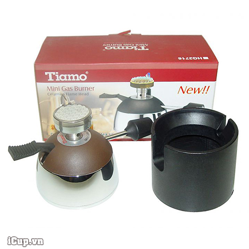Bếp gas Tiamo dành cho syphon coffee