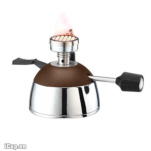 Bếp gas mini Tiamo HG2716 - dùng pha cà phê syphon, moka pot...