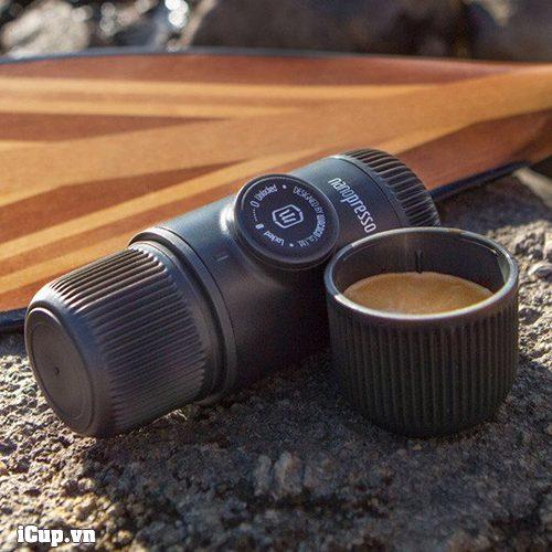 Espresso ở bất kỳ đâu với Wacaco nanoPresso