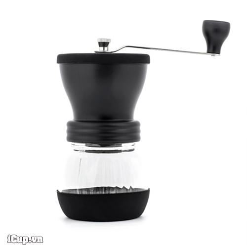 Máy xay cà phê tay Hario Skerton Plus - bản nâng cấp MSCS-2 DTB