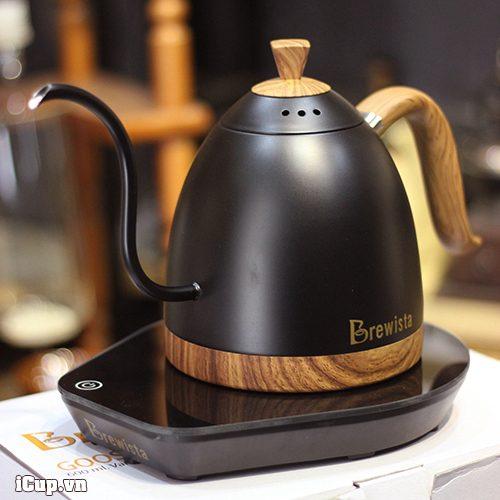 Ấm rót nước pha cà phê Brewista Artisan cổ ngỗng 0.6L