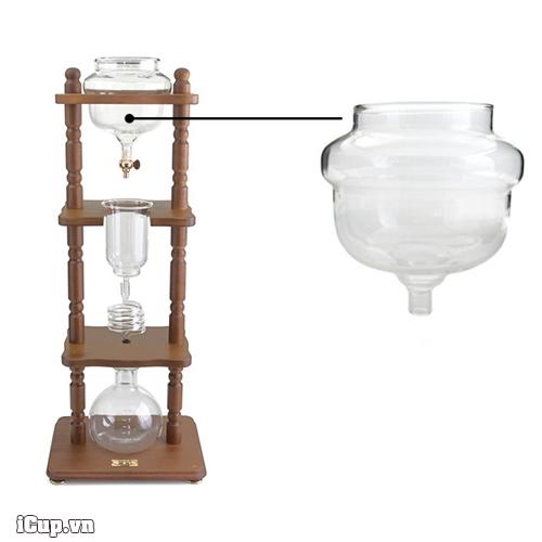 Bình chứa nước của tháp pha cà phê lạnh Yama 8 cup
