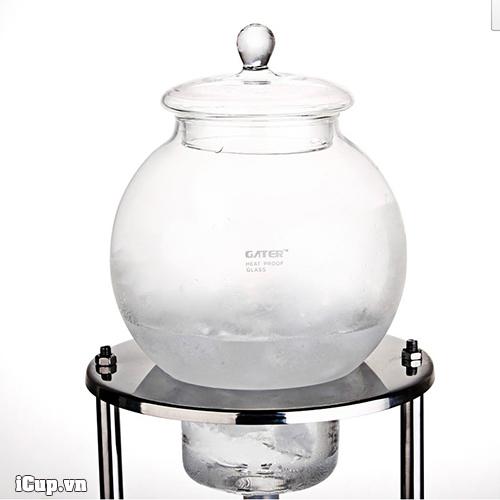 Bình chứa nước và đá lạnh của gater BD6