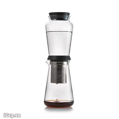 Bình pha cà phê lạnh nhỏ giọt chậm 600ml Hario Shizuku SBS-5B