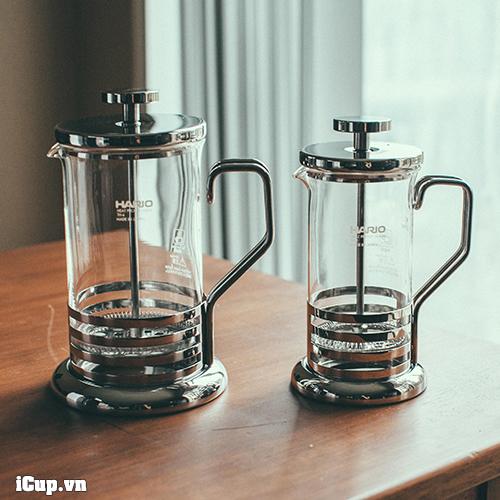 Bình pha trà và cà phê thông minh của Hario Nhật Bản