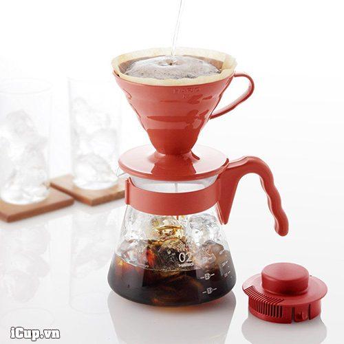 Bộ kit pour over coffee cho người mới bắt đầu