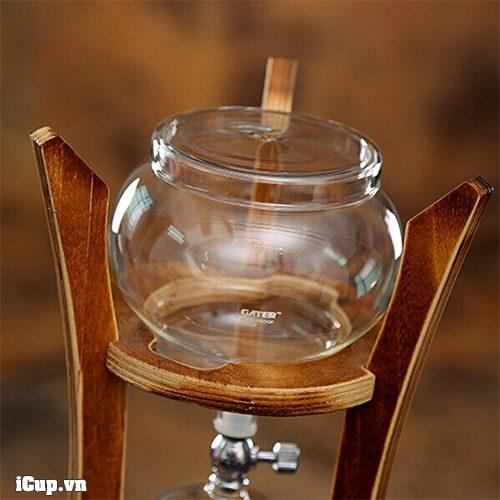 Bộ thủy tinh chứa nước của tháp pha cà phê lạnh gater BD-9