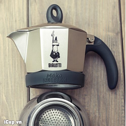 Bialetti Moka Induction Gold 3 cup