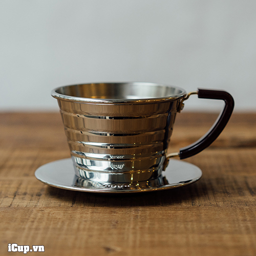 Kalita wave 155 - Pour over Dripper
