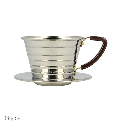 Phễu lọc cà phê Kalita Wave 155 - Made in Japan