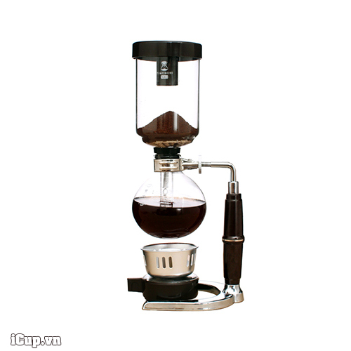 Bộ pha cafe thủy tinh Syphon Time More 3 cup TSP-3