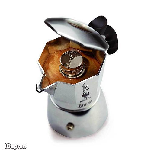 Ám pha cà phê Moka Bialetti Brikka