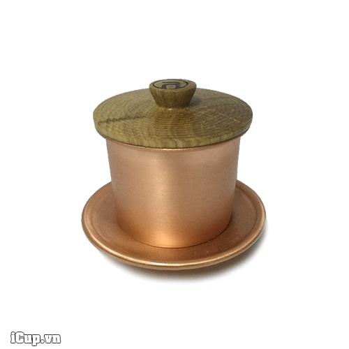 Phin cà phê Việt Nam làm thủ công ArtisanSmith bằng đồng