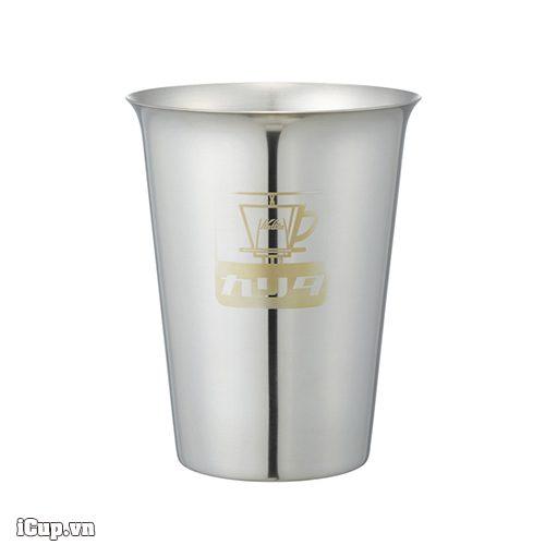 Ca inox chứa cà phê của máy xay Kalita Nice Cut G