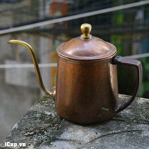 Hammer Kettle 600ml handmade