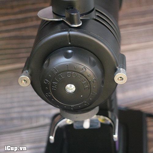 Máy xay cà phê giá rẻ N520 với 20 mức chỉnh cỡ xay hoàn hảo cho mọi phương pháp pha cà phê hiện nay