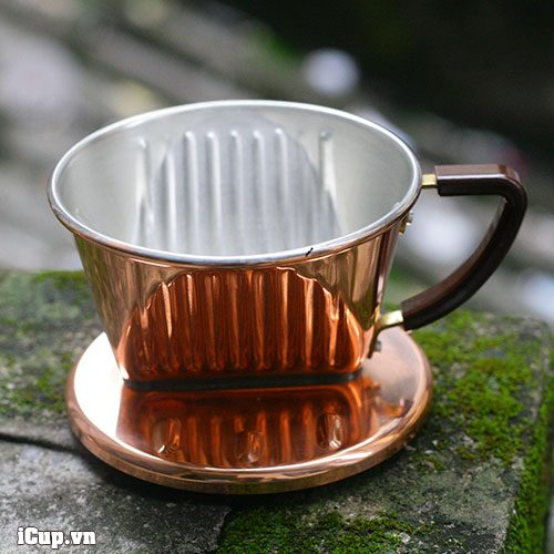 Phễu lọc cà phê cao cấp Kalita 101