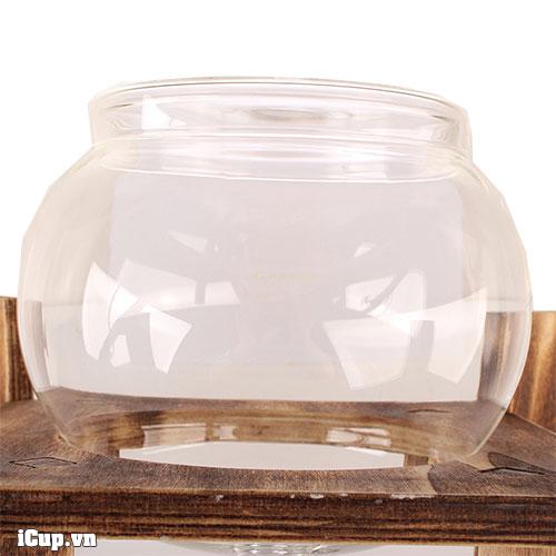 Bình chứa nước lạnh dung tích 1000ml của tháp pha cà phê lạnh Gater BD-220