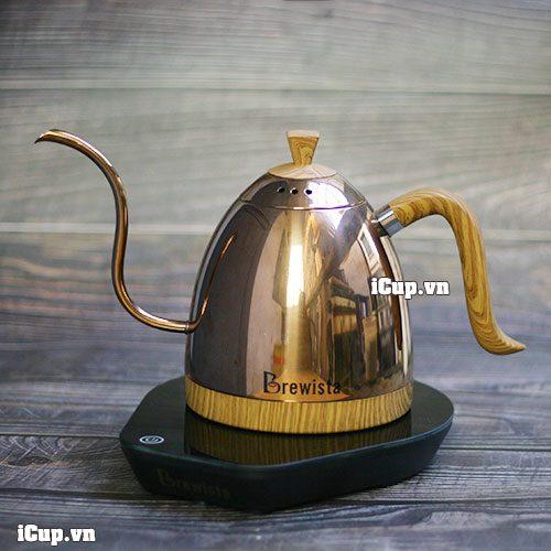 Ấm rót drip chuyên nghiệp cho quán cà phê Brewista