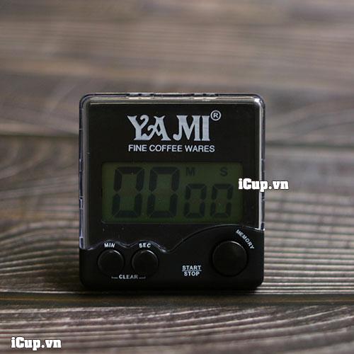 Đồng hồ điện tử Yami