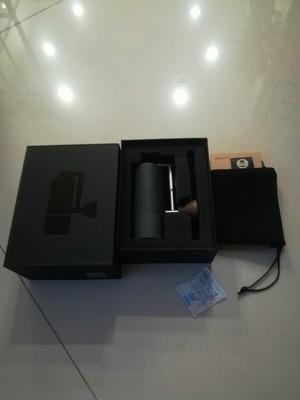 Đã nhận đươc máy xay cà phê Timemore Nano của iCup gửi