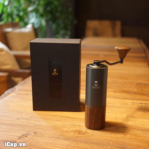 Máy nghiên cà phê tay cao cấp Timemore Chestnut G1