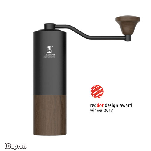 Timemore Chestnut G1 - Máy mài cafe cầm tay cao cấp đạt giải Red Dot Design Award
