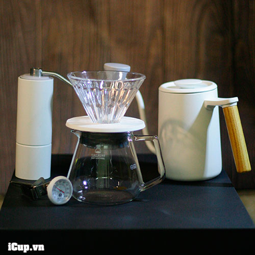 Nguyên bộ c2 pour over Timemore