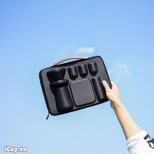 Trên tay Nano Carrying Kit Metal Bean Jar