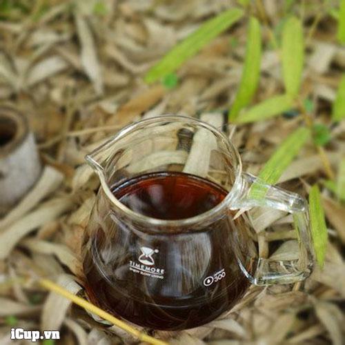 Bình phục vụ Timemore 360ml - đựng trà, cà phê, nước nóng
