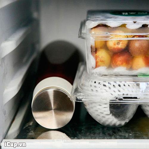 Chai ngâm cà phê lạnh Timemore Icicle có thể đặt đứng, đặt nằm ở mọi ngóc ngách vì được thiết kế kín hoàn toàn