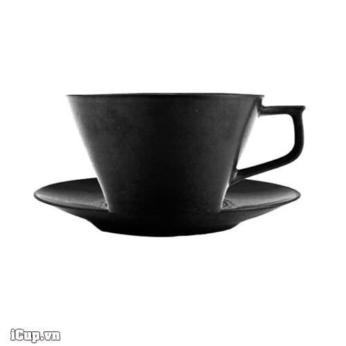 Tách đĩa uống cà phê Tianmu