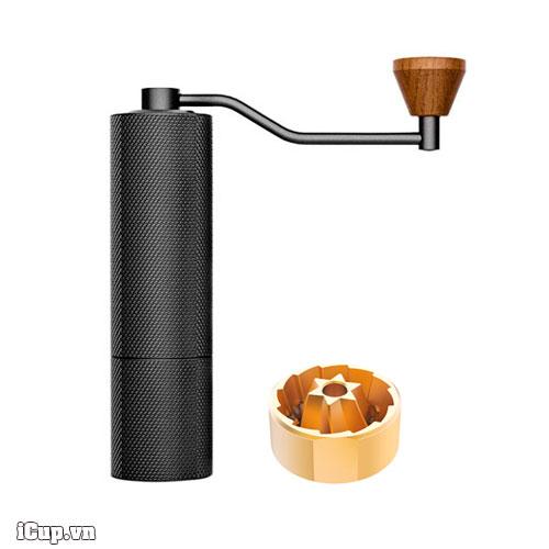 Time More Chestnuts SlimS nâng cấp đĩa xay phủ Titanium - Dành cho xay pha espresso